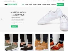 WS Sobafa is Free WooCommerce Shopping Cart WordPress Theme that utilized for shoes store sites. This subject is a perfect decision to exhibit your shoes items and new gathering with extraordinarily magnificent pictures of in vogue, lookbook and light-shaded outline. With respect to the subject's item page, it highlights a display of pictures speaking to a specific thing from various edges. In addition, it allows clients to effortlessly observe and purchase your items for conveyance through…