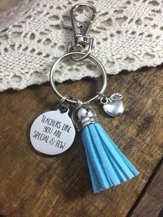 Check out this item in my Etsy shop https://www.etsy.com/listing/519148374/teacher-keychain-gift-for-teacher