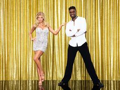 Dancing with the Stars: Meet the Season 20 Contestants and Their Partners | CHARLOTTE MCKINNEY | Partner: Keo MotsepeJust like she did in her steamy Super Bowl ad for fast food chain Carls Jr., the buxom blonde is bound to turn heads in the ballroom. She's also ready to score big at the box office, with a role in this summer's Joe Dirt 2: Beautiful Loser.