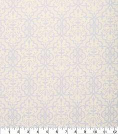 Keepsake Calico Cotton Fabric-Lace Cream Gray