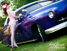 Muscle Cars N' Chicks : Photo