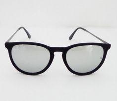 364c502934c8c óculos ray ban erika velvet espelhado prata frete grátis