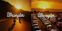 Wrangler Busts Out Its Cringeworthy Evil Twin, Wrongler, in These Bizarre Ads | Adweek