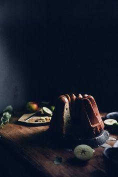 Blogger Series : Linda Lomelino + Spiced Apple Bundt Cake with a Cream Cheese Glaze - Christiann Koepke