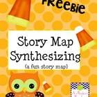 Here is a story map with a candy corn theme.  Hope you enjoy!  Be sure to check out my other Halloween Treats:   Halloween Mega Pack  Celebrate Hal...
