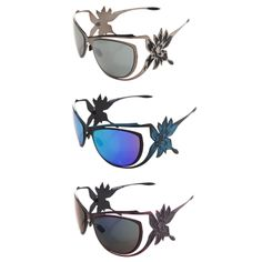 Unearthly beauty! Dionea 2 sunglasses by Parasite Eyewear