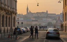 Best cities for a European road trip - discover amazing destinations for your dream adventure in Europe! European Road Trip, European Vacation, Danube River Cruise, Capital Of Hungary, New Berlin, Prague Castle, Budapest Hungary, City Break, Best Cities