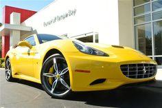 2013 Ferrari California 30 Spider (Stock# 195083)