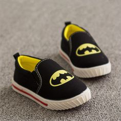 Дети паук бэтмен обувь дети милый скольжение   на кроссовки мальчики девочки весна лето свободного покроя спорт брезент обувь, Yj007купить в магазине Rising KidнаAliExpress