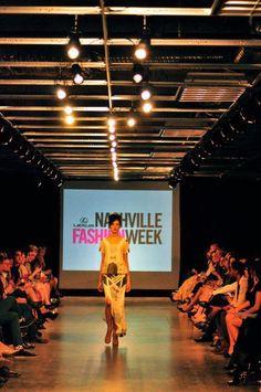 Nashville Fashion Week Saturday Night Runway Show: Jamie and the Jones at The Pinnacle Building http://www.jamieandthejones.com/