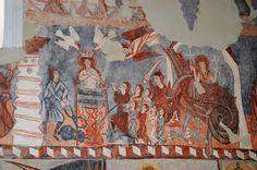 Csedő Attila: Bögöz, (Árpád-kori freskók Bögözben)
