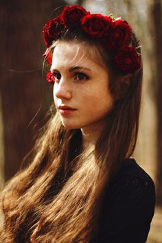 Isabelle Blight Ray.  Twin sister of Morgan.  Daughter of Rose