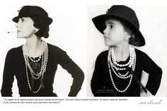 not just a girl ...,  Coco Chanel,
