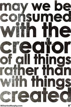 The creator of all things