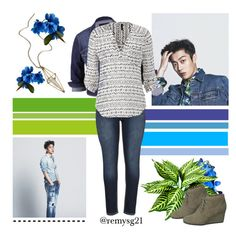 """The Perfect Blouse with maurices: Contest Entry"" by remysg21 ❤ liked on Polyvore featuring maurices"