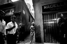 Bruno Barbey ITALY. Liguria region. Town of Genoa. 1966.