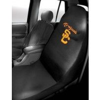 USC Trojans Car Seat Cover