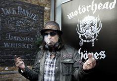 Casques et écouteurs Motörheadphönes : style rock, lourd et métallurgique
