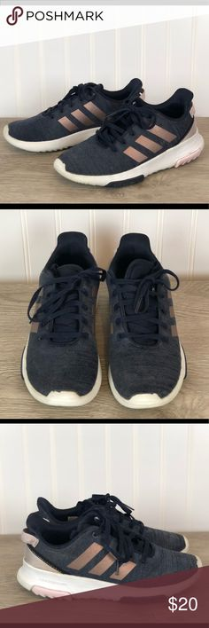 meet a6f94 462cb Girls adidas athletic shoes In nice used (gently) condition. Still plenty  of life