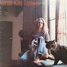 Carole King - Tapestry. 1971.