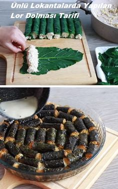 Ünlü Lokantalarda Yapılan Lor Dolması Tarifi – Sarma ve dolma tarifi – Las recetas más prácticas y fáciles Iftar, Turkish Recipes, Asian Recipes, Ethnic Recipes, Food Network Recipes, Cooking Recipes, Beef And Noodles, Food Words, Middle Eastern Recipes