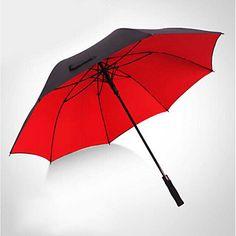 Sammenfoldet paraply Herrer Dame 6003973 2017 – kr.168