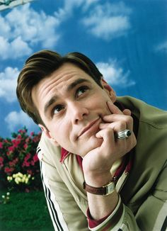 Jim Carrey is so sexy!