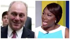 "This is shameful! NBC has crossed the line and no one is reporting it. Do you think this trash should be off the air? Comment ""Yes"" or ""No"" and SHARE this LIKE CRAZY so Scalise feels the love! #manaccessoriesworld"