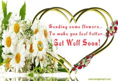 Get Well Soon | Get Well Soon scraps, Get Well Soon images, Get Well Soon graphics ...