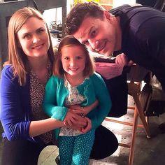 Brennan, Christine & Booth | Bones