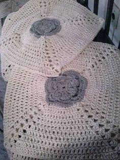 almofada de croche | Flickr - Photo Sharing!