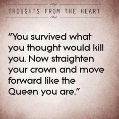 Queen You Are!                                                       …