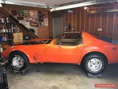 1975 Chevrolet Corvette Coupe #chevrolet #corvette #forsale #unitedstates