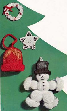 Christmas Bells | Knitting Patterns