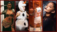 12 Phenomenal Halloween Costumes By Celebrities