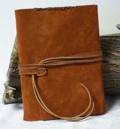 Handmade Rusty Brown Leather Journal Travel,Diary Agenda Planner Art 6.5X4.75