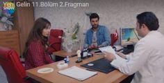 Yeni Gelin 11. bölüm 2. fragmanı - Bella ve Hazar'ı şaşırtan gerçek - Dizi izle, fragman izle