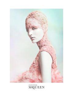 Alexander McQueen S/S 2012 Ad Campaign