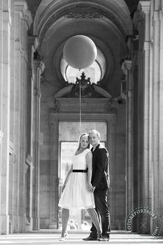 Prachtige pre wedding shoot in Parijs - Pinterested @ http://wedspiration.com.