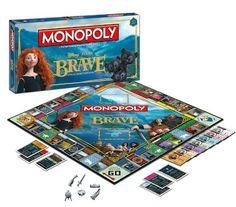 Monopoly Brave Indomable | Juegos de Mesa y de Tablero