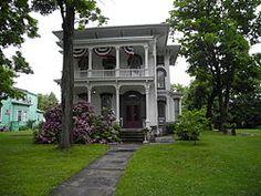 John Brand Sr House, 405 maple ave, Elmira NY 1870