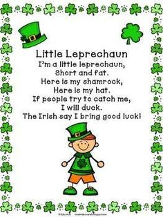 Learn about the origin and history of 18 Merry St. Patrick's Day Poems, or browse through a wide array of 18 Merry St. Patrick's Day Poems-themed crafts, decorations, recipes and more! St Patricks Day Songs, St Patricks Day Crafts For Kids, St. Patricks Day, St Patrick's Day Crafts, Saint Patricks Day Art, Songs For Toddlers, Kids Songs, St Patrick Day Activities, March Themes