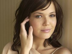 I have literally taken this photo in the salon for this exact haircut so many times I've lost count. XOXO Mandy Moore