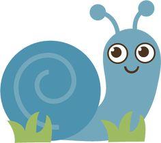 Snail SVG scrapbook title boy svg files boy svg cuts for scrapbooking cardmaking free svgs Umění Pro Děti, Pet Rocks, Chytré Nápady, Zvířecí Ilustrace, Návody Na Vlastnoruční Výrobky, Piktogram, Ptáčkové, Šablony, Appliques