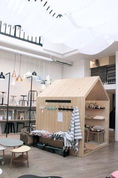 UN DUE TRE ILARIA ... Interiors Design Lifestyle: SHOPPING DESIGN ⎬LA TRESORERIE - PARIS