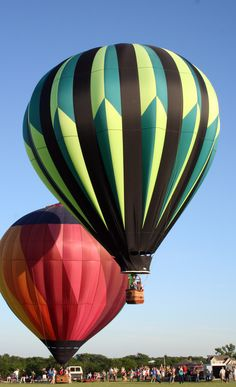 ballooning- one of my photos