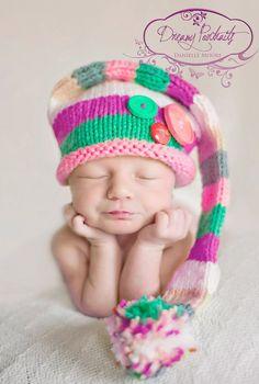 Cute hat pic w/Sofia