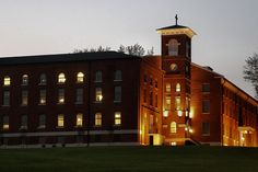 Old St Vincent Seminary, now the River Campus, in Cape Girardeau Missouri via Ron Hale on Flickr.