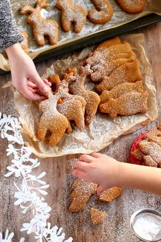 Nordic Christmas, Christmas Time, Xmas, Yule Traditions, Christmas Treats, Gingerbread Cookies, Food Inspiration, Cake Recipes, Food And Drink