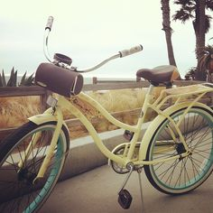 My ride home from work... #lovepaleyellow - @karenakatrina- #webstagram
